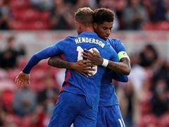 INTERF 잉글랜드 1:0 루마니아