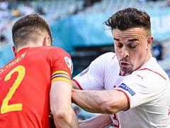 UEFA EURO 조별리그 A조 1차전 웨일스 1:1 스위스