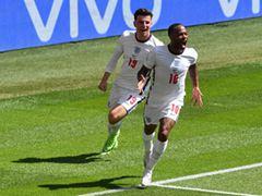 UEFA EURO 조별리그 D조 1차전 잉글랜드 1:0 크로아티아