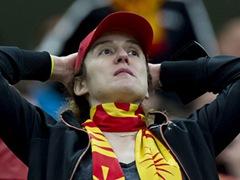 UEFA EURO 조별리그 C조 1차전 오스트리아 3:1 북마케도니아