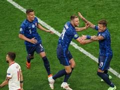 UEFA EURO E조 1차전 폴란드 1:2 슬로바키아