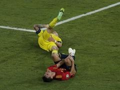 UEFA EURO E조 1차전 스페인 0:0 스웨덴