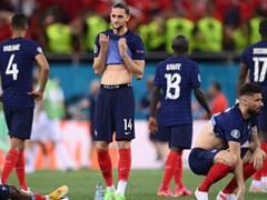 UEFA EURO 16강전 프랑스 3:3 스위스