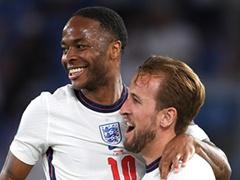 UEFA EURO 8강전 우크라이나 0:4 잉글랜드