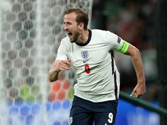 UEFA EURO 4강전 잉글랜드 1:1 덴마크(연장 2:1)