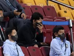 FIFA WCQL A조 2차전  한국 1:0 레바논
