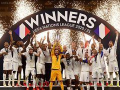 UEFA NL 결승전 프랑스 2:1 스페인
