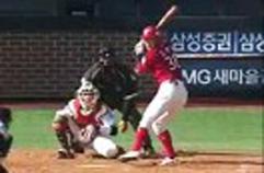 기아 고영우, 이성우에 이어서 연속 홈런 2013 프로야구 시범경기