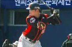 롯데 박종윤, 힘 있는 투런 홈런으로 역전 2013 프로야구 시범경기