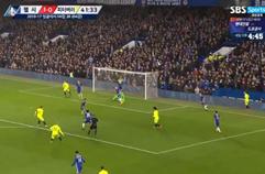 첼시 FC 4:1 피터버러 유나이티드 하이라이트
