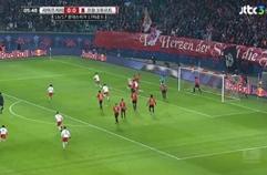 RB 라이프치히 3:0 아인트라흐트 프랑크푸르트 하이라이트