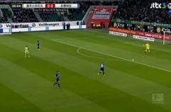 VfL 볼프스부르크 2:1 TSG 1899 호펜하임 하이라이트