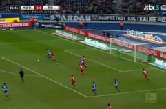 헤르타 BSC 베를린 1:1 FC 바이에른 뮌헨 하이라이트