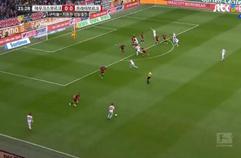 FC 아우크스부르크 1:1 SC 프라이부르크 하이라이트