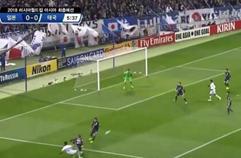 일본 4:0 태국 하이라이트