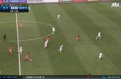 제주 유나이티드 FC 1:3 애들레이드 유나이티드 FC 하이라이트