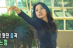 입이 쩍 벌어지는 효리 선생님의 즉흥 댄스는?!