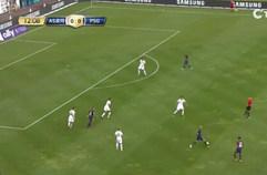 AS 로마 1:1 파리 생제르맹 FC 하이라이트