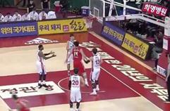인천 전자랜드 엘리펀츠 87:92 서울 SK 나이츠 하이라이트