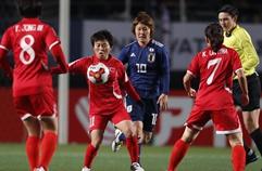 일본 (W) 0:2 북한 (W) 하이라이트