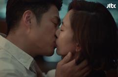 '뜨거운 키스♨' 김남주♥지진희, 드디어 맞닿은 사랑