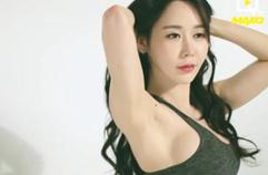 서리나도 울고갈 투명한 피부! 머슬퀸 김효진의 피트니스 화보!