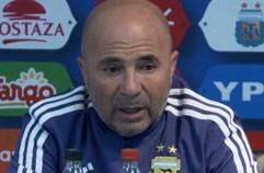 삼파올리, 아르헨티나는 메시의 팀이 될 것이다