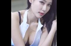 레이싱모델 태희 직캠 4 by bongDDak [2018서울모터사이클쇼]