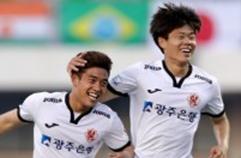 수원 FC 0:1 광주 FC 하이라이트