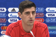 [러시아 월드컵] 쿠르투아의 자신감,