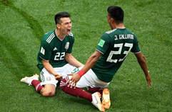독일 0:1 멕시코 하이라이트