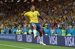 브라질 1:1 스위스 전반 하이라이트