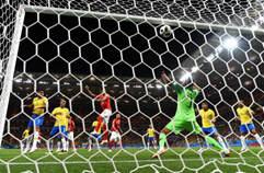브라질 1:1 스위스 후반 하이라이트