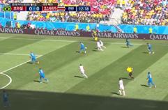 브라질 2:0 코스타리카 하이라이트