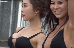 [머슬마니아] 맥스큐 8월 촬영현장 비하인드 유리!!