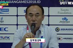 [축구 AG]'승장' 김학범 감독