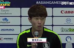 [축구 AG]'해트트릭' 황의조