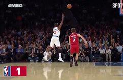 [NBA] '레전드들만 모았다', 2018시즌 경이로운 슛 TOP10