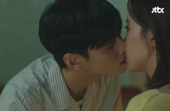 첫 키스] 차은우♥임수향, 심장 터지게 설레는 '진짜 좋아해'