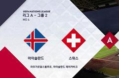 아이슬란드 1:2 스위스 하이라이트