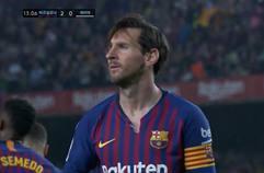바르셀로나 4:2 세비야 경기 골모음