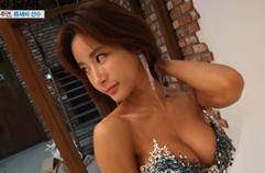 남성지 '맥심' 비키니 화보 촬영하는 머슬퀸…피트니스 선수 류세비