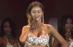 2018 머슬마니아 미즈비키니 김도연