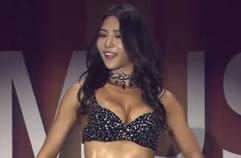 2018 머슬마니아 커머셜모델 박현진