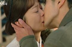 김지석♥전소민 일출 키스! '너무 보고 싶었어. 사랑한다고!'