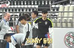 [아시안컵] '드디어 만난다!' 맞대결 준비하는 손흥민과 우레이