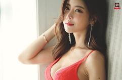 [맥스큐] 라이징 스타 김한솔, 쓰리싸이즈 종결! 35,23,38