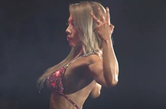 2018 머슬마니아 피규어 글라디스 리옹