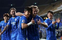 울산현대축구단 5:1 페락 FA 하이라이트