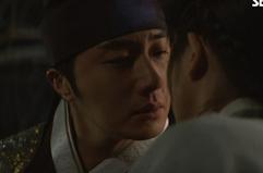 정일우 ♡ 고아라, 코앞에서 멈춰 선 아쉬운 키스